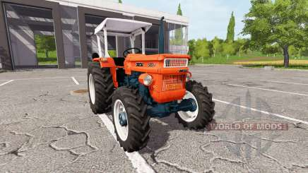 Fiat 500 v1.0.0.3 para Farming Simulator 2017