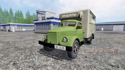 GAZ-51 v2.0 para Farming Simulator 2015
