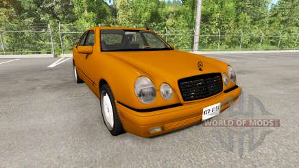 Mercedes-Benz E420 W124 para BeamNG Drive