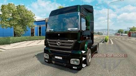 Mercedes-Benz Axor ultimate v3.1 para Euro Truck Simulator 2