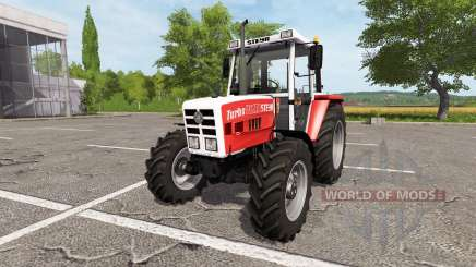 Steyr 8090 Turbo SK2 v2.0 para Farming Simulator 2017
