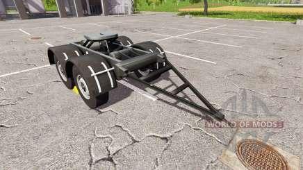 Fliegl Dolly EA two axes para Farming Simulator 2017