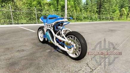 El deporte de la bicicleta de v0.5 para BeamNG Drive