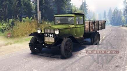 GAZ-MM 1940 para Spin Tires