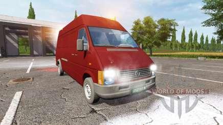 Volkswagen LT Van para Farming Simulator 2017