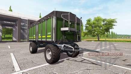 BRANTNER Z 18051 v1.1 para Farming Simulator 2017