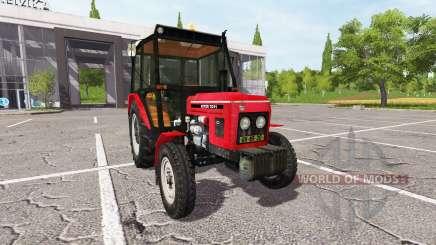 Zetor 7011 para Farming Simulator 2017