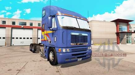 Freightliner Argosy v2.1 para American Truck Simulator