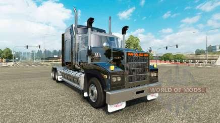 Mack Titan v8.0 para Euro Truck Simulator 2