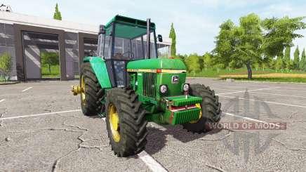 John Deere 3030 para Farming Simulator 2017