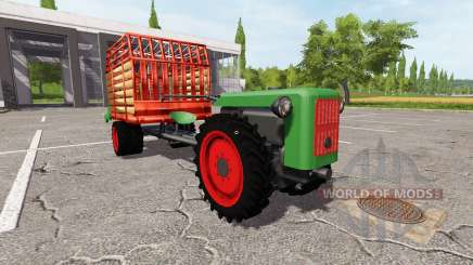 Rapid special para Farming Simulator 2017