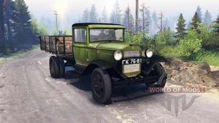 1940 GAS MM v3.0 para Spin Tires
