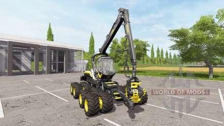 PONSSE ScorpionKing v2.0 para Farming Simulator 2017