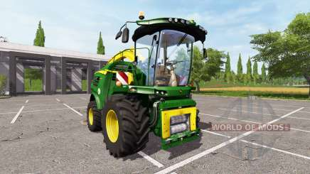John Deere 8100i para Farming Simulator 2017
