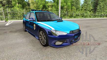 Hirochi Sunburst Anne Arundel County Police para BeamNG Drive