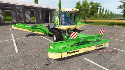 Krone BiG M 500 v1.3 para Farming Simulator 2017