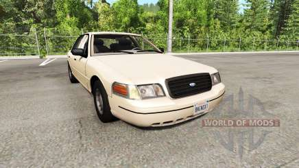 Ford Crown Victoria 1999 v2.0c para BeamNG Drive