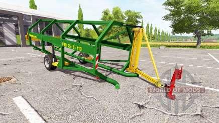 Ballenboy FSB 25-6-110 para Farming Simulator 2017