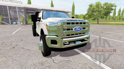 Ford F-550 2013 para Farming Simulator 2017