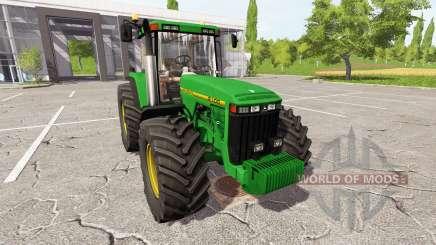 John Deere 8100 para Farming Simulator 2017