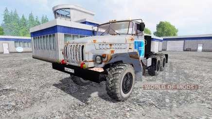 Ural-4420 para Farming Simulator 2015