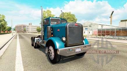 Peterbilt 351 v2.0 para Euro Truck Simulator 2