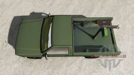 Gavril D-Series D15 Technical v0.9a para BeamNG Drive