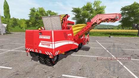 Grimme Tectron 415 para Farming Simulator 2017
