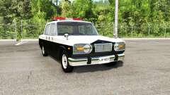Ibishu Miramar Japanese Police para BeamNG Drive