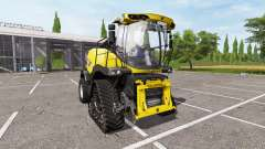 New Holland FR850 Turbo para Farming Simulator 2017