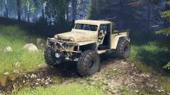 Willys Pickup Crawler 1960 v2.1.4