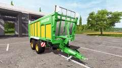 JOSKIN DRAKKAR 6600 para Farming Simulator 2017