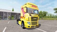 Scania R700 Evo DHL