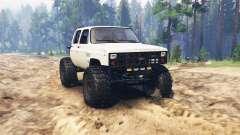 Chevrolet K30 crawler