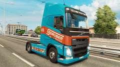 Skins para el tráfico de camiones v2.1