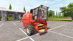 Bizon Z058 para Farming Simulator 2017