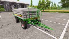 METALTECH DB 8 para Farming Simulator 2017