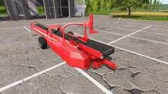 Grimme SL 80-22 Quantum para Farming Simulator 2017