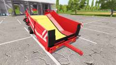 Grimme RH 24-60 para Farming Simulator 2017
