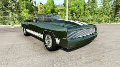Gavril Barstow convertible