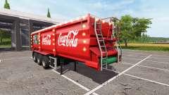 Krampe SB 30-60 Christmas Coca-Cola