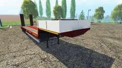 Baja de barrido para Farming Simulator 2015