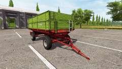 Krone Emsland para Farming Simulator 2017