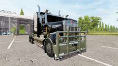 Kenworth T908 black
