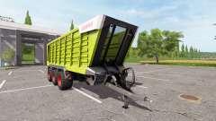 CLAAS Cargos 760 para Farming Simulator 2017