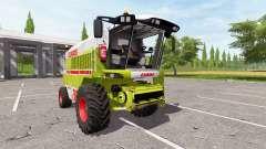 CLAAS Dominator 208 Mega v1.1 para Farming Simulator 2017