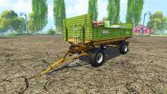 Krone Emsland seeds para Farming Simulator 2015