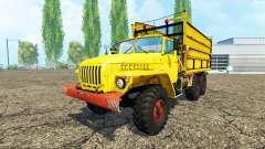Ural 5557 para Farming Simulator 2015