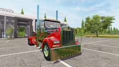 Kenworth W900 reworked