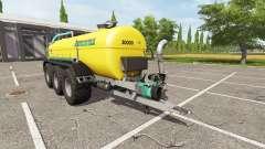 Zunhammer SKE 30 PUD para Farming Simulator 2017